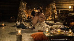 Esteban Lamothe contó cuál es el recurso casero que utiliza cuando filma escenas de sexo