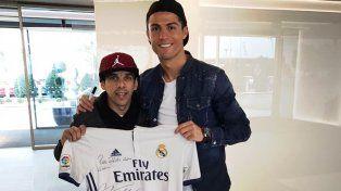 La reacción de Cristiano Ronaldo al escuchar cumbia argentina por primera vez