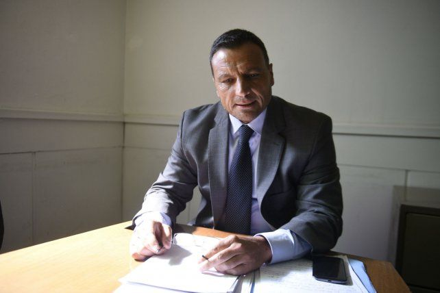 Defensor. Ariel González Zevallos.