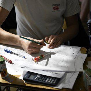 Alcance nacional. El plan se apoya en la motivación de los estudiantes.