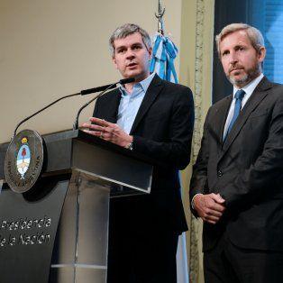 Salvar el proyecto. Peña y Frigerio seguirán buscando consenso entre los gobernadores peronistas.