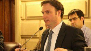 Denunciante. El senador Enrico consideró terminado el tema Ganón y descartó una posible revisión.