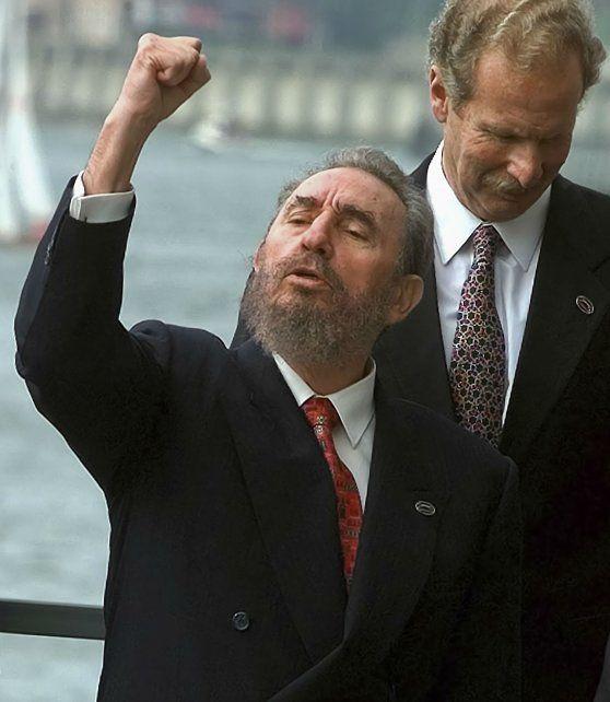 A los 90 años, murió Fidel Castro, líder histórico de la Revolución Cubana