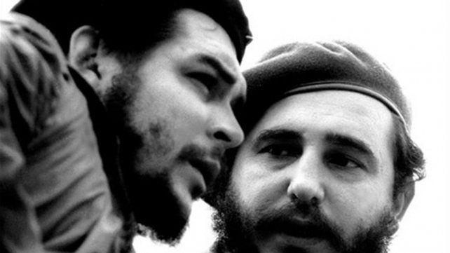 Cerca de la revolución. El Che y Fidel