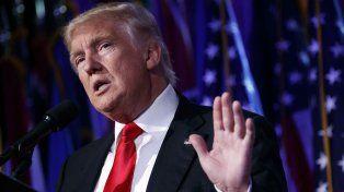 Trump apoyó la reapertura de relaciones diplomáticas con Cuba
