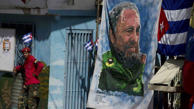 El presidente Macri envió sus condolencias por la muerte del líder revolucionario Fidel Castro