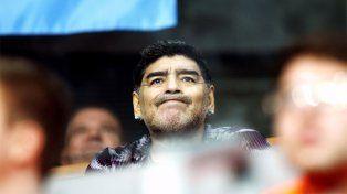 Maradona contó su dolor por la muerte de Fidel Castro.