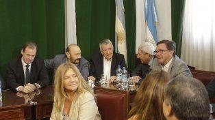Cónclave. La cúpula del PJ y los gobernadores le bajaron el pulgar a la reforma política que impulsó Macri.