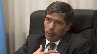 Senador. Abal Medina dijo que el proyecto oficial no ofrecía garantías.