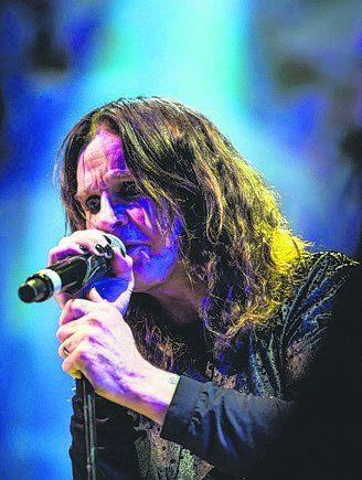 The End Tour. Ozzy Osbourne.
