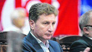 sumar voluntades. Ghirardi está al frente de las negociaciones políticas.