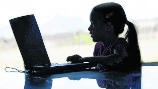 navegar inseguros. Desde la Grooming Argentina advierten que los niños de 12 a 14 años son más vulnerables.