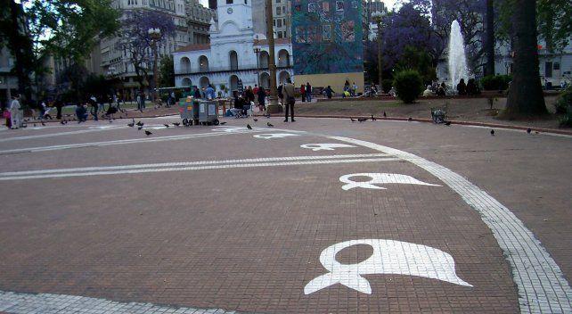 Marcha a Plaza de Mayo el 10 de diciembre