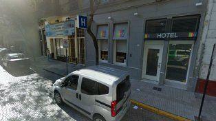 El acusado fue detenido en un hotel de Zeballos al 1400.