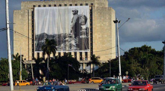 La isla recordará al líder de la Revolución.