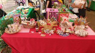 Presentaron una canasta familiar con productos elaborados por productores locales