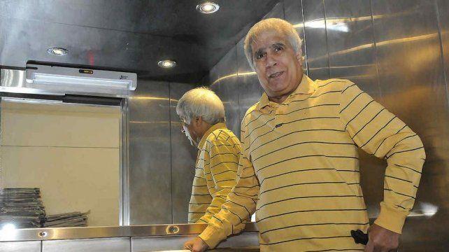 Feliz. Marchetta dirigió tanto a Central como a Belgrano