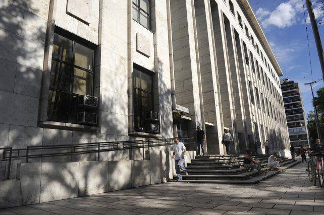 En Tribunales. El joven acusado de atacar a Pablo Aquino es dueño de un horno de ladrillos y no tiene prontuario.