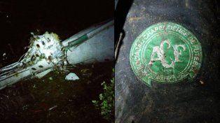 Las primeras imágenes del accidente aéreo en Antioquia.