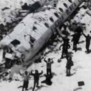 Los sobrevivientes de la Tragedia de los Andes. Parte del equipo de rugby de Uruguay.