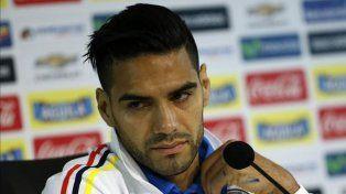 Radamel Falcao expresó su dolor por lo sucedido con el plantel del Chapecoense