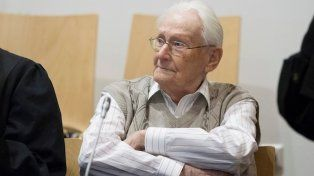Condena para el contador de Auschwitz