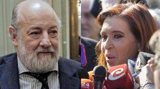 El juez Bonadío recibió hoy en su juzgado a la expresidenta.