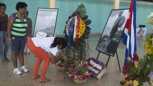 Multitudinaria despedida a Fidel Castro en La Habana