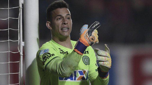 El arquero Danilo, el héroe del partido ante San Lorenzo, murió mientras lo operaban