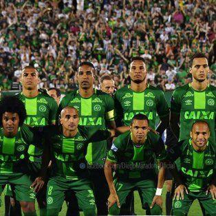 El equipo brasileño iba a jugar la final de la Copa Sudamericana ante Atlético Nacional de Medellín.