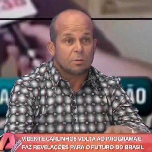 un vidente brasileno predijo en marzo la tragedia aerea del chapecoense