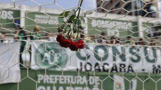 La tragedia aérea de Chapecoense consternó a todo el pueblo brasileño y del fútbol mundial.