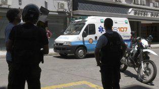 Incidentes en la sede local de la Dirección provincial de la Niñez