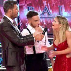 Laurita, Fede y Tinelli una vez más dan que hablar en ShowMatch.