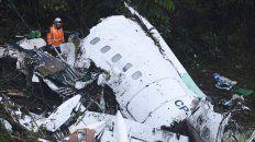 confirmaron cual fue la causa de tragedia aerea de chapecoense