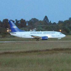 Aerolíneas incrementará sus servicios en Rosario.