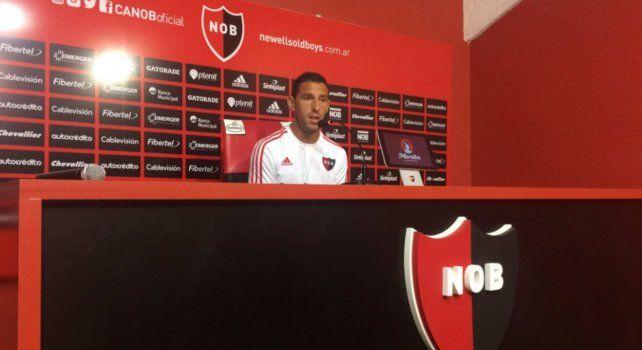 Maxi Rodríguez dijo que el equipo debe seguir por este camino.