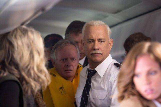 ¿Héroe o villano? Tom Hanks interpreta al capitán Sully