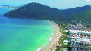 Florianópolis. La capital del estado de Santa Catarina