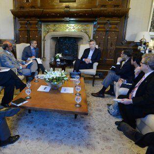Yo me pondría para esta etapa una buena nota: un 8, dijo Macri en la entrevista con medios del interior.
