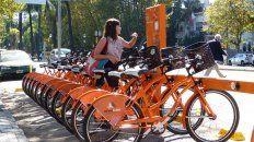 La utilización del sistema público de bicicletas crece cada mes desde su implementación.