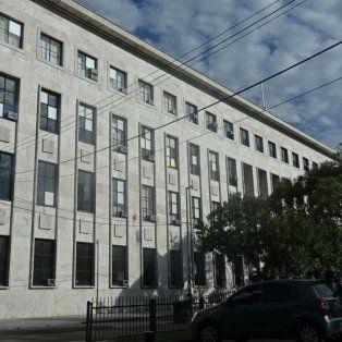 La audiencia imputativa se llevó a cabo en los Tribunales provinciales.