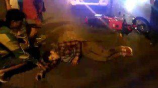 Un gendarme en el ojo de la tormenta por balear por la espalda a un joven motociclista