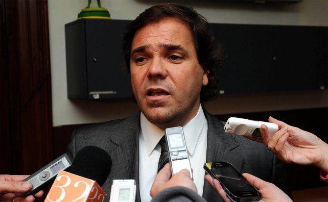 La Justicia le prohibió salir del país a Alberto Pérez