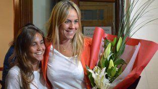 Daniela León manifestó que se siente honrada por haber sido ratificada como presidenta del Concejo