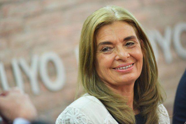 La vicegobernadora de Mendoza cuestionó al empresario Pescarmona por sus dichos.
