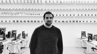 El rosarino que crea productos digitales para marcas globales
