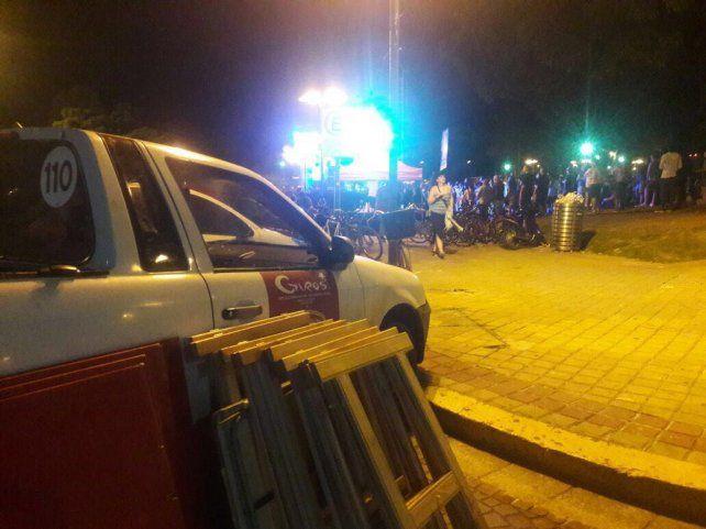 Vecinos de barrio Martin denuncian un recital sin autorización frente al Concejo
