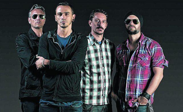 Estilo. Las nuevas canciones de Fluido regresan a la pesada herencia metalera que marcó al grupo en sus inicios.