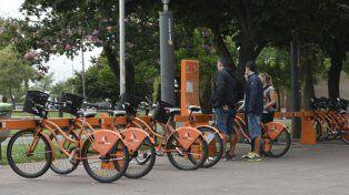Aceptación. Los ciclistas de la ciudad ya llevan 60 mil horas de pedaleo desde la instalación del sistema.